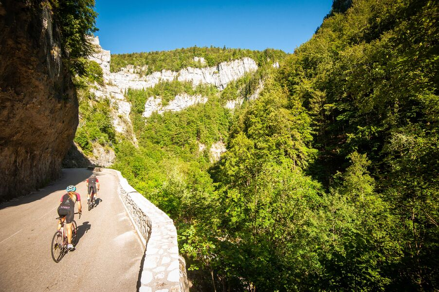 Gorges de la Bourne ©FocusOutdoor
